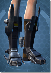 Headhunter Female Boots