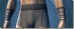 Headhunter Male Body Bracers