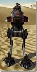 KX-7 Recon Walker - Front
