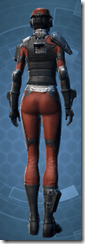 Massassi Agent Imp - Female Back