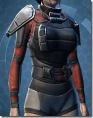 Massassi Agent Imp Female Jacket