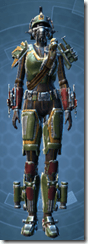 Massassi Hunter - Female Front
