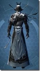 Massassi Inquisitor - Male Back
