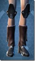 Massassi Knight Female Boots