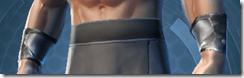 Massassi Knight Male Bracers