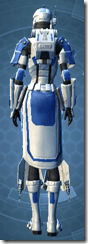 Massassi Trooper - Female Back