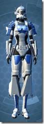 Massassi Trooper - Female Front