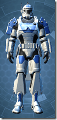 Massassi Trooper - Male Front