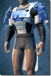 Massassi Trooper Malle Body Armor