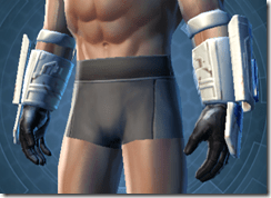 Massassi Trooper Malle Gauntlets