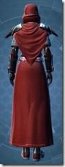 Massassi Warrior - Female Back