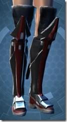Massassi Warrior Female Boots