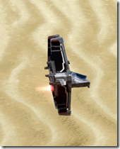 Model FT-3C Imperium - Side