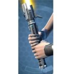 Prophet's Starforged Lightsaber*
