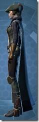 Raider's Cove - Female Left