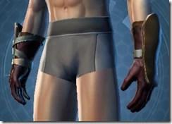 Raider's Cove Male Gloves