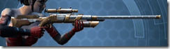 Raider's Cove Sniper Rifle - Right
