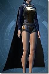 Raider's Cove Warrior Female Chestguard
