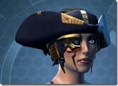Raider's Cove Warrior Female Headgear