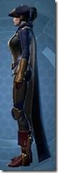 Raider's Cove Warrior - Female Left