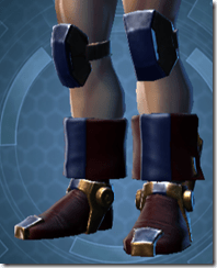 Raider's Cove Warrior Male Boots