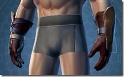 Raider's Cove Warrior Male Handgear