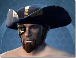 Raider's Cove Warrior Male Headgear