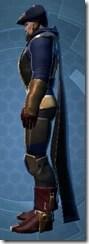Raider's Cove Warrior - Male Left