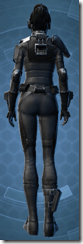 Resurrected Agent Imp - Female Back