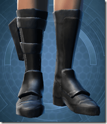 Resurrected Agent Imp Female Boots