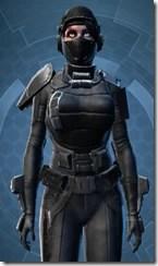 Resurrected Agent Imp - Female Close