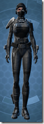 Resurrected Agent Imp - Female Front