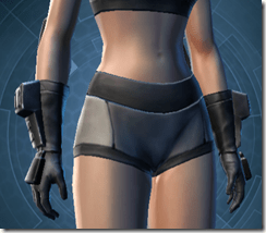Resurrected Agent Imp Female Gloves