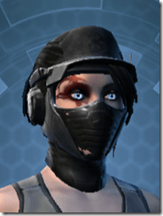 Resurrected Agent Imp Female Headgear