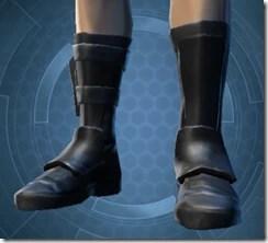 Resurrected Agent Imp Male Boots
