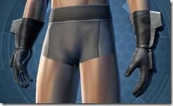 Resurrected Agent Imp Male Gloves