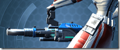 Resurrected Assault Cannon - Left
