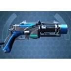 Resurrected Combat Medic / Combat Tech / Eliminator / Supercommando Blaster Pistol / Offhand Blaster*