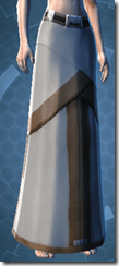 Resurrected Consular Female Legwraps