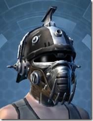 Resurrected Hunter Female Helmet