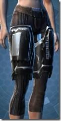 Resurrected Hunter Female Legplates