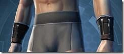Resurrected Hunter Male Bracers