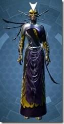 Resurrected Inquisitor Dyed