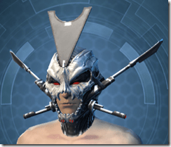 Resurrected Inquisitor Male Headgear