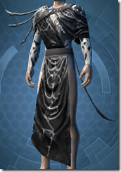 Resurrected Inquisitor Male Vestments
