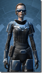 Resurrected Knight - Female Close