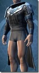 Resurrected Knight Male Vest