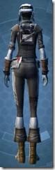 Resurrected Smuggler Pub - Female Back