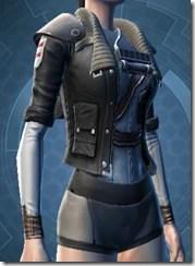 Resurrected Smuggler Pub Female Jacket
