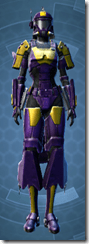 Resurrected Trooper Dyed